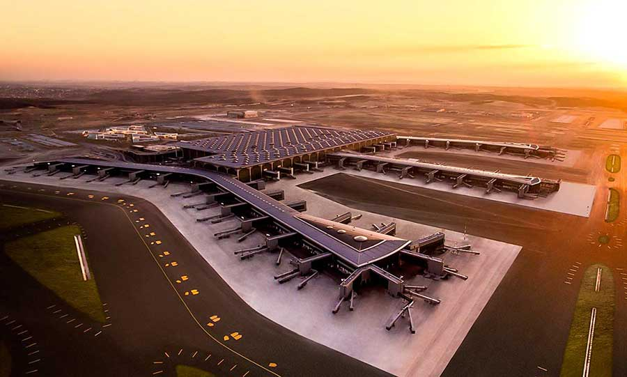 istanbul new airport havalimani